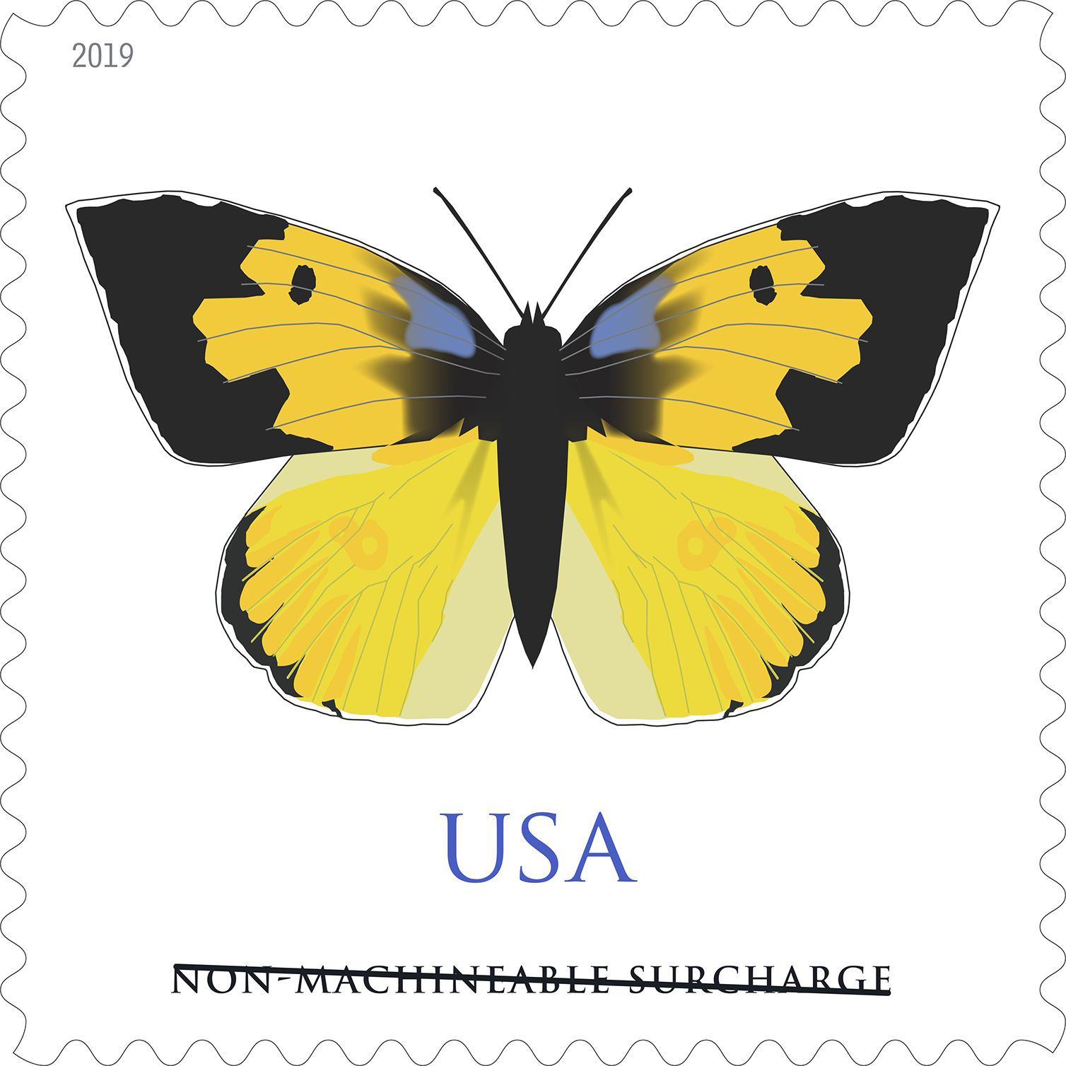 112018_blog-california-dogface-butterfly-USPS19STA024A