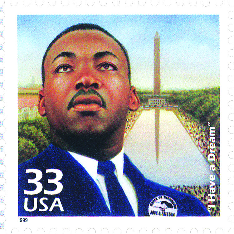 Scott 3188a Celebrate 1960s Martin Luther King