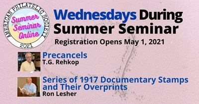 Wonderful Wednesdays with T.G. and Ron, Right From Your Couch During Summer Seminar