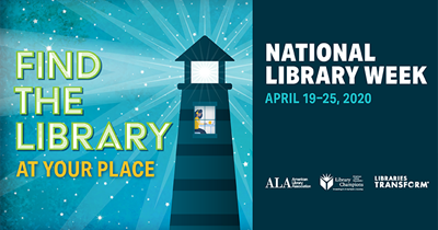 National Library Week 2020 Comes with a Twist