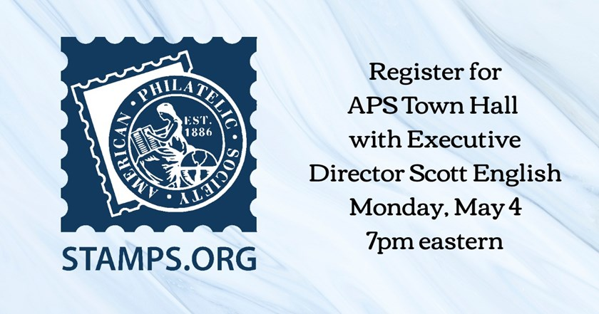 Register for the APS Town Hall: Monday, May 4