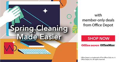 Members Only Deals from Office Depot
