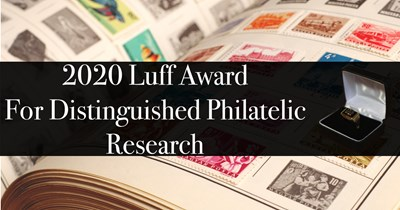 Meet James Peter Gough, 2020 Luff Award Winner for Distinguished Philatelic Research