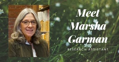 Meet Marsha Garman, Reference Assistant - APS Cares