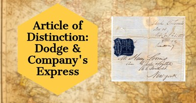 Article of Distinction: Dodge & Company's Express