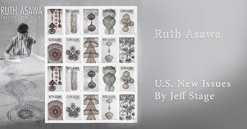 Ruth Asawa - As Summer Fades, a Deluge of New Issues