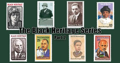Discover the Black Heritage Series: Part 2
