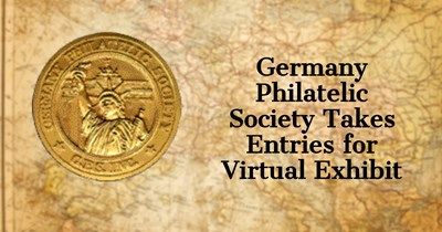 Germany Philatelic Society taking entries for virtual stamp exhibit