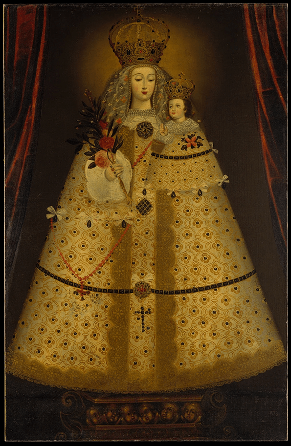 Our Lady of Guápulo - The Metropolitan Museum of Art