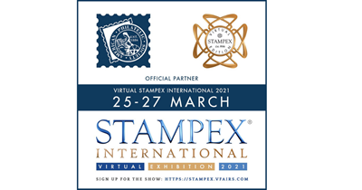 Virtual Stampex Booths Available