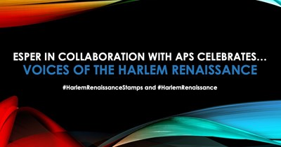 Watch the Harlem Renaissance Stamp Celebration!