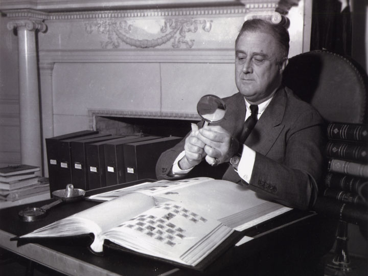 FDR Collecting