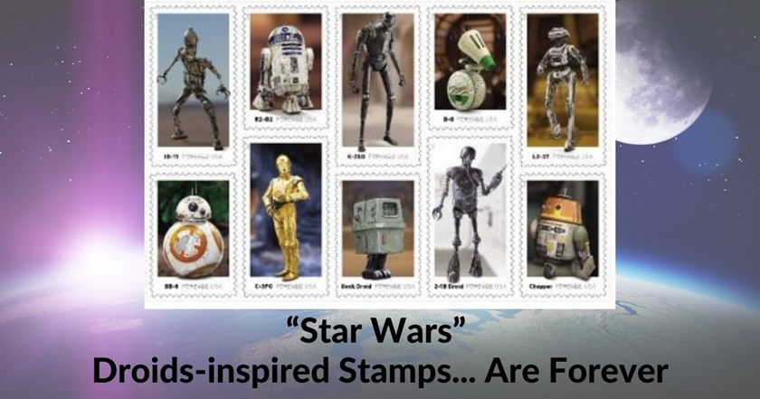 May the 4th Be With You...  Most Notably with Dazzling Droids