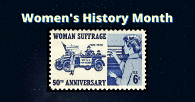 Guest Editor's Notes: Women's History Month
