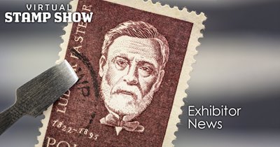 Exhibit at the Virtual Stamp Show