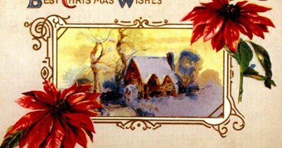 APRL Resource of the Month - Christmas Card and Postcard Books