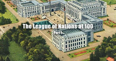 The League of Nations at 100: An Introduction for Philatelists