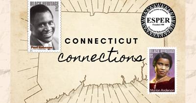 Connecticut Connections: ESPER's Great American Stamp Show 2020 Display