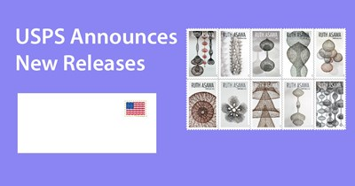 USPS announces two new stamp releases for 2020