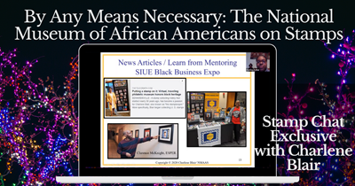 African American & Civil Rights Exhibitions - Stamp Chat Exclusive