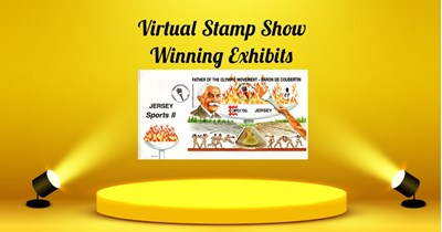 Virtual Stamp Show Winning Exhibits
