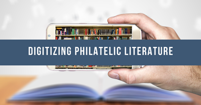 Giving Tuesday: Digitizing Philatelic Literature