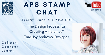 APS Stamp Chats Schedule and Recordings Available
