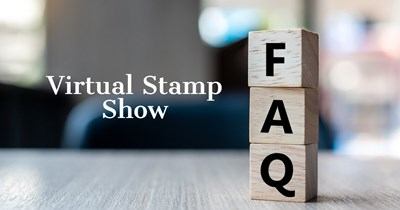 Virtual Stamp Show Site FAQ