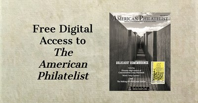 Free Digital Access to The American Philatelist now available