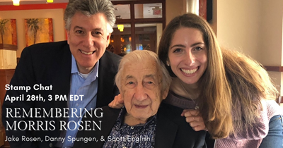 Remembering Morris Rosen with Jake Rosen, Danny Spungen and Scott English