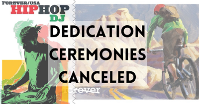 Two Dedication Ceremonies Canceled by The USPS, Release Dates to Remain
