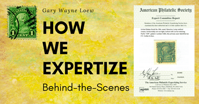 A Behind-the-Scenes Look at How We Expertize, Featuring a 1-cent Franklin