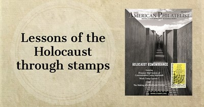 Lessons of the Holocaust through stamps