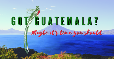 Got Guatemala? Maybe it's time you should