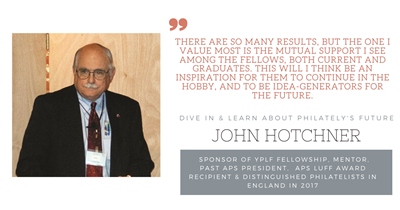 """It's a privilege to be involved"" - John Hotchner on YPLF and the hobby's future"