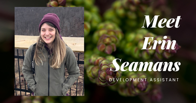 Meet Erin Seamans, Development Assistant - APS Cares