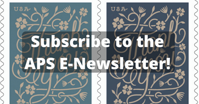 The APS eNewsletter is Welcoming New Subscribers!