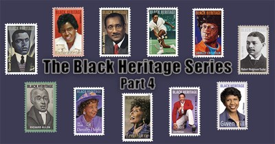 Discover the Black Heritage Series: Part 4