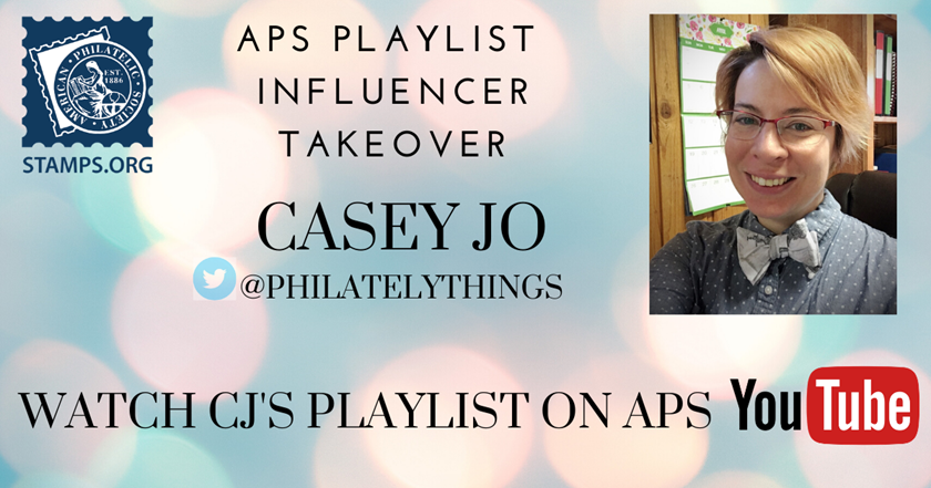 APS YouTube Playlist Member Takeover with Casey Jo White