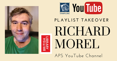 APS YouTube Playlist Takeover: Richard Morel, PhD, British Library