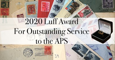 Meet Kenneth Grant, 2020 Luff Award Winner for Outstanding Service to the APS