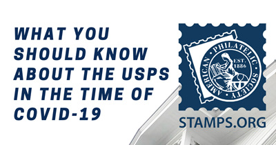 What should I know about the USPS during COVID-19?