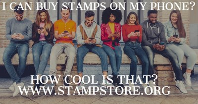 All new, mobile friendly stampstore.org is coming soon!