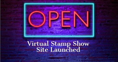 Virtual Stamp Show Site Launched
