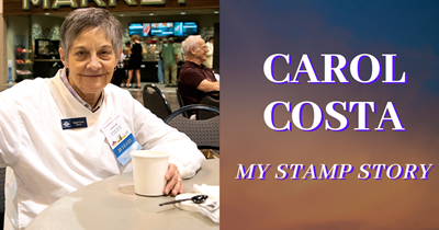 My Stamp Story: Carol Costa