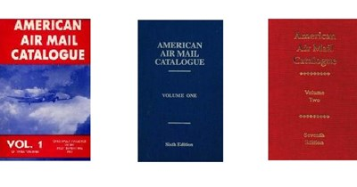 Resource of the Month - American Air Mail Catalogues