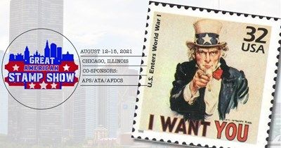 Great American Stamp Show: We Need You!
