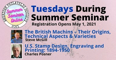 Steve and Charles Will Teach You At Home on Tuesdays During Summer Seminar