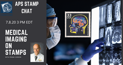 APS Stamp Chat: Medical Imaging on Stamps