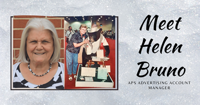 Meet Helen Bruno, APS Advertising Account Manager - APS Cares